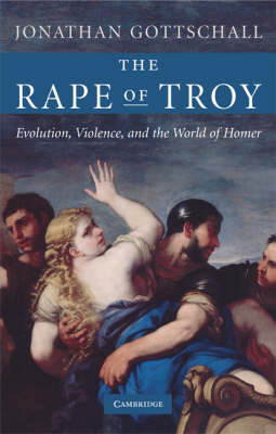 Rape of Troy book