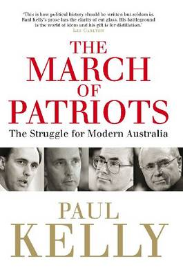 March of Patriots book