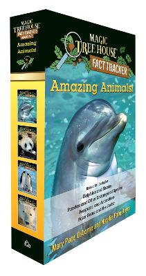 Amazing Animals! Magic Tree House Fact Tracker Boxed Set book