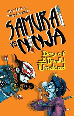 Samurai vs Ninja 3 book