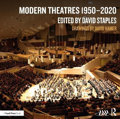 Modern Theatres 1950-2020 book
