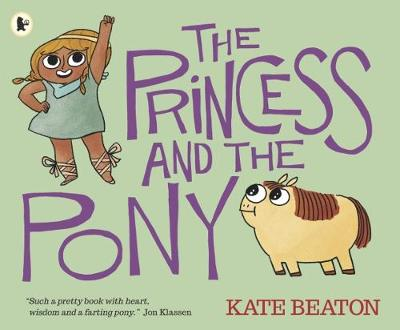 Princess and the Pony book