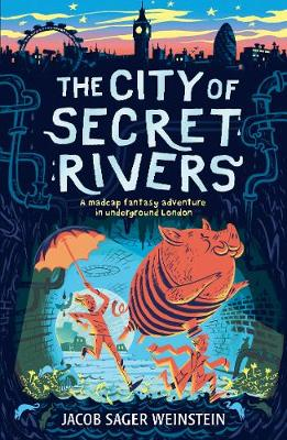 City of Secret Rivers by Jacob Sager Weinstein