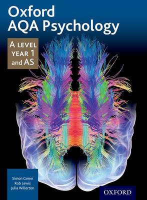 Oxford AQA Psychology A Level: Year 1 and AS book