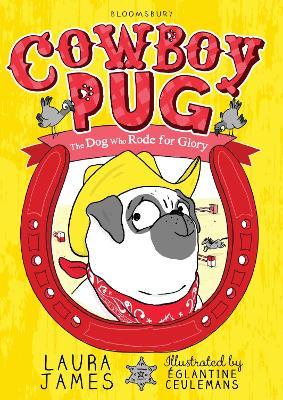 Cowboy Pug book