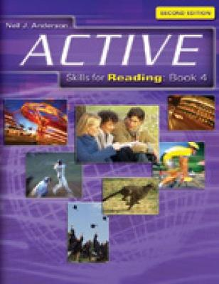 ACTIVE Skills for Reading 4: Audio CD by Neil Anderson