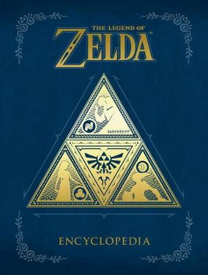 Legend Of Zelda Encyclopedia book