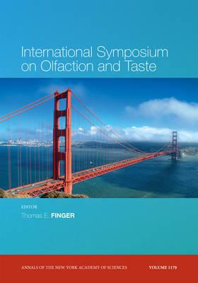 International Symposium on Olfaction and Taste by Thomas E. Finger