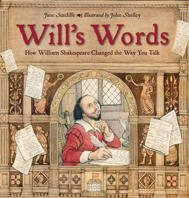 Will's Words by Jane Sutcliffe