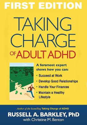 Taking Charge of Adult ADHD book