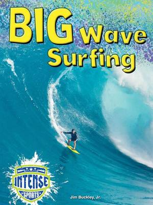 Big Wave Surfing by Jim Buckley Jr