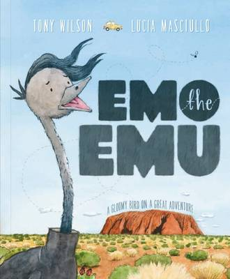 Emo the Emu by Tony Wilson
