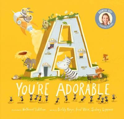 A, You're Adorable (with CD) book
