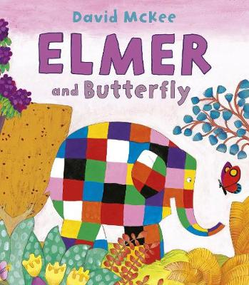 Elmer and Butterfly by David McKee