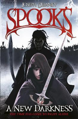 Spook's: A New Darkness by Joseph Delaney