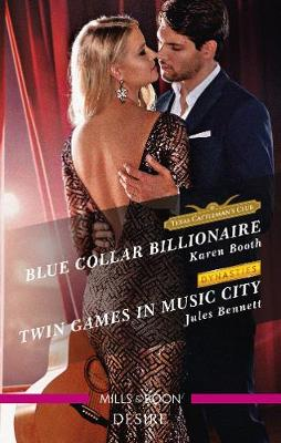 Blue Collar Billionaire/Twin Games In Music City book