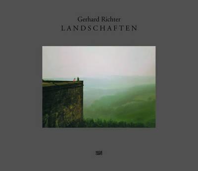 Gerhard Richter (German Edition): Landschaften book