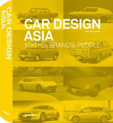 Car Design Asia by Paolo Tumminelli
