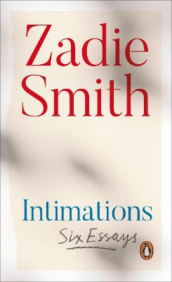 Intimations: Six Essays book