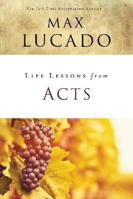Life Lessons from Acts book