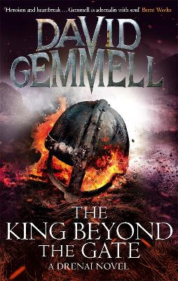 King Beyond The Gate by David Gemmell
