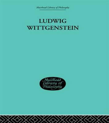 Ludwig Wittgenstein by Alice Ambrose