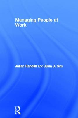 Managing People at Work by Julian Randall