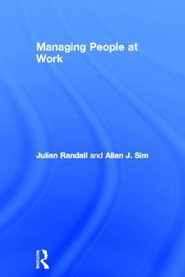 Managing People at Work book