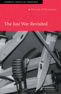 Just War Revisited book