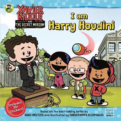 I Am Harry Houdini book
