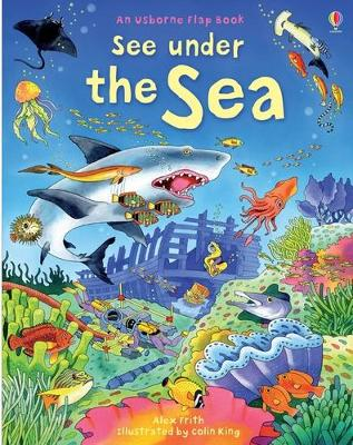 See Under the Sea book