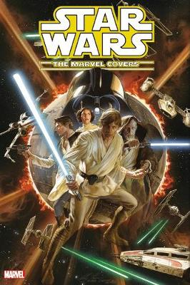 Star Wars: The Marvel Covers Volume 1 by Jess Harrold