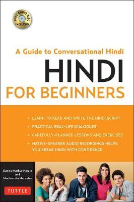 Hindi for Beginners by Madhumita Mehrotra