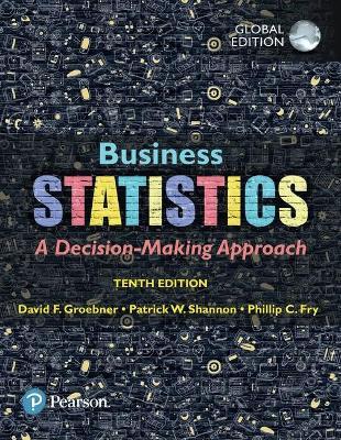 Business Statistics, Global Edition book