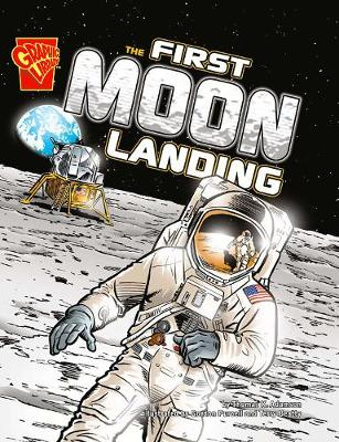 First Moon Landing by Thomas K. Adamson