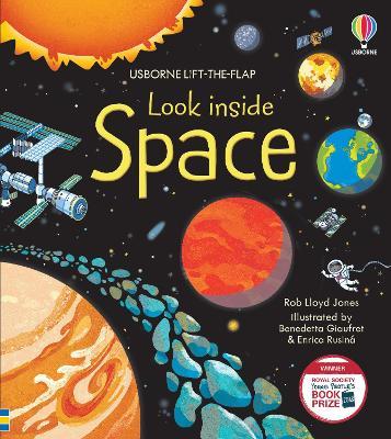 Look Inside Space by Rob Lloyd Jones