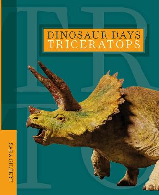 Dinosaur Days: Triceratops book