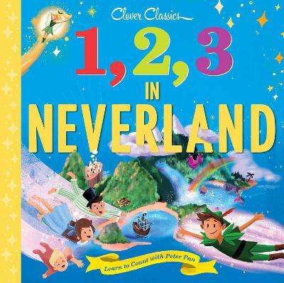 1, 2, 3 in Neverland by Maggie Fischer