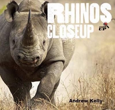 Rhinos CloseUp by Andrew Kelly