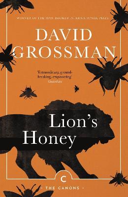 Lion's Honey: The Myth of Samson by David Grossman