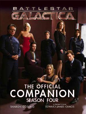 Battlestar Galactica by Sharon Gosling