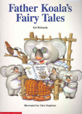 Father Koala's Fairy Tales book