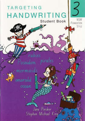 Targeting Handwriting: NSW Year 3 : Student Book by Jane Pinsker