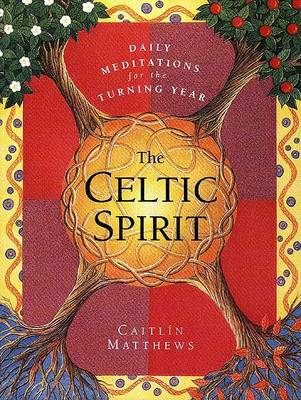 Celtic Spirit: Daily Meditations for the Turning Year by Caitlin Matthews