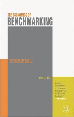 Economics of Benchmarking book