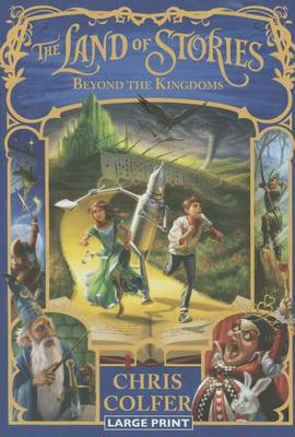 Land of Stories book