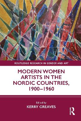 Modern Women Artists in the Nordic Countries, 1900-1960 book