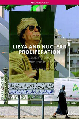 Libya and Nuclear Proliferation book