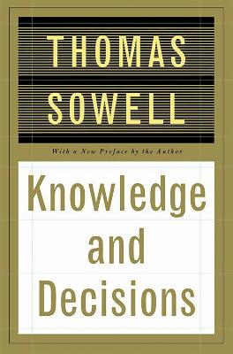 Knowledge And Decisions book