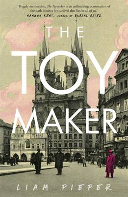 Toymaker by Ken Follett